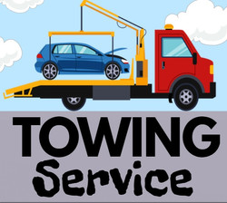 Car Recovery Tow Truck Service
