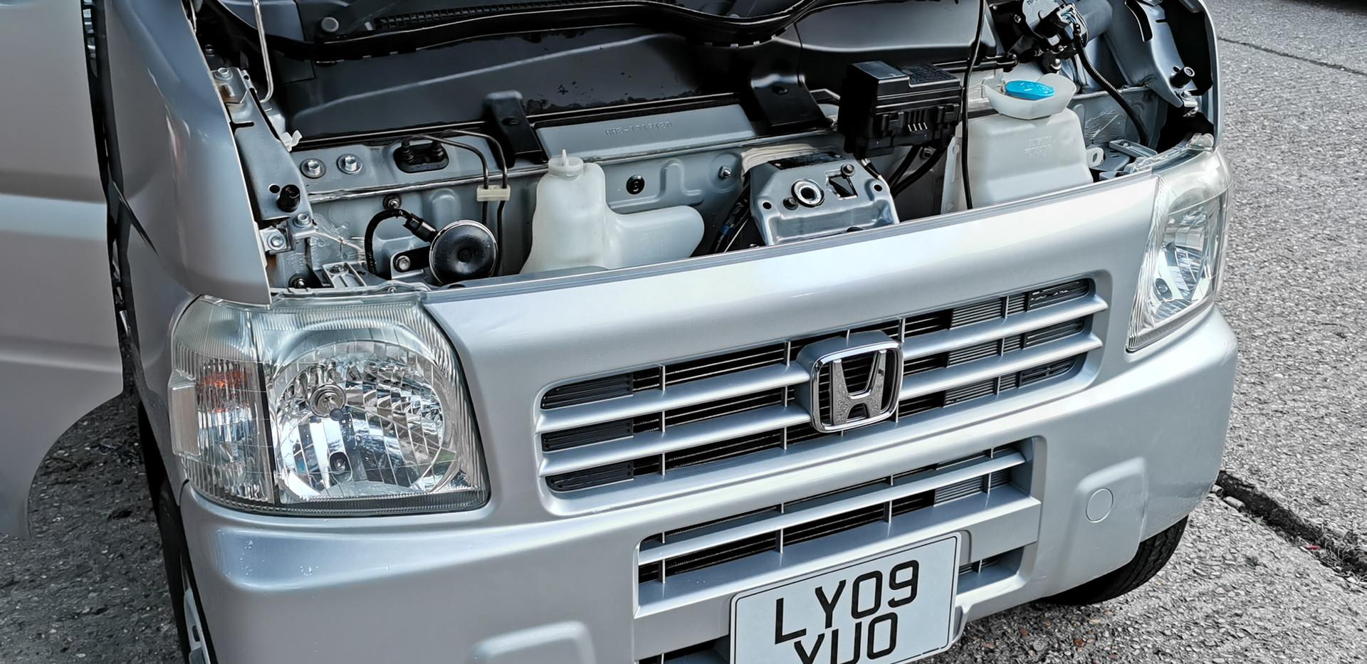 Honda Acty Engine Bay London UK