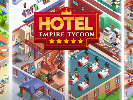 Hotel Empire Tycoon Mod APK 2021  - Unlimited Money/Cash