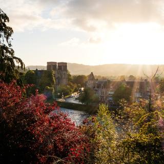 Sunset in Invernes