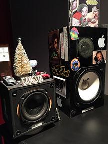 NS-10 Auratone Speakers Monitors