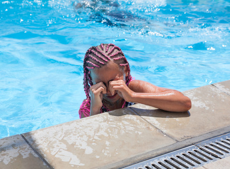 What To Do If Your Child Cries At Their First Swim Lesson