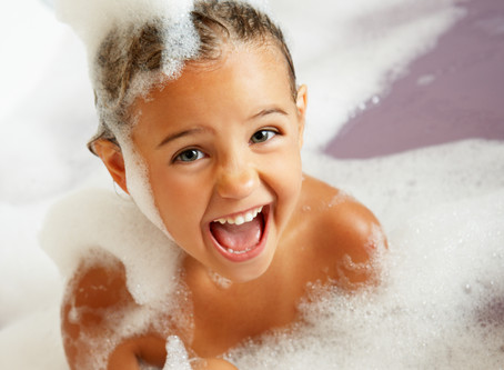 Seven Bath Safety Tips For January's Bath Safety Month!
