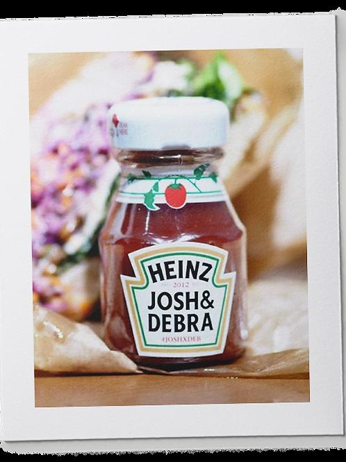 Heinz Ketchup & Mayonnaise