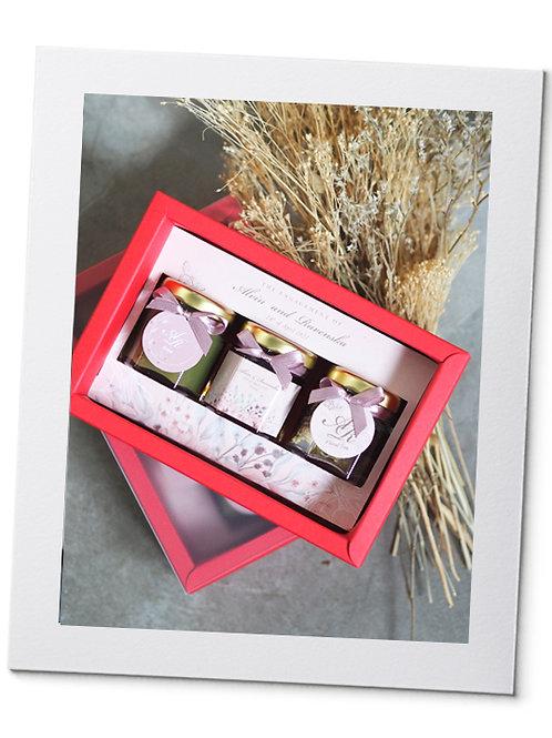 Giftbox - Set of 3 favors
