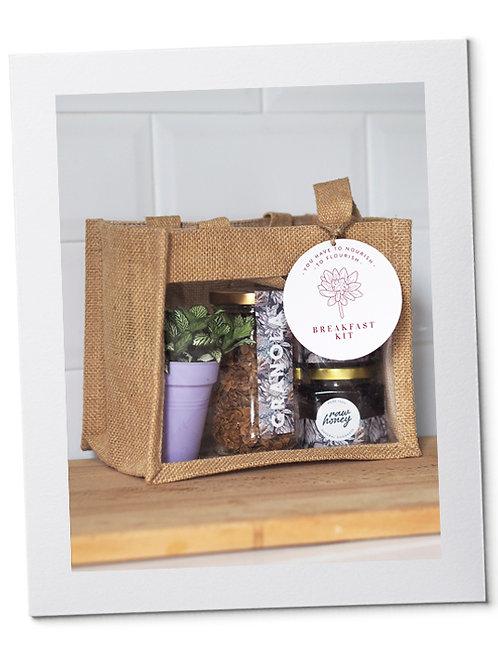 Self-Care Breakfast Kit