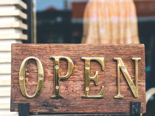 Άνοιγμα επιχειρήσεων; Ομαλή επιστροφή