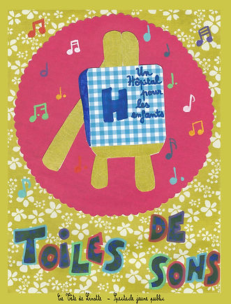 Toiles de Sons - Spectacle jeune public.