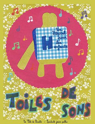 Toiles de Sons - Spectacle jeune public.