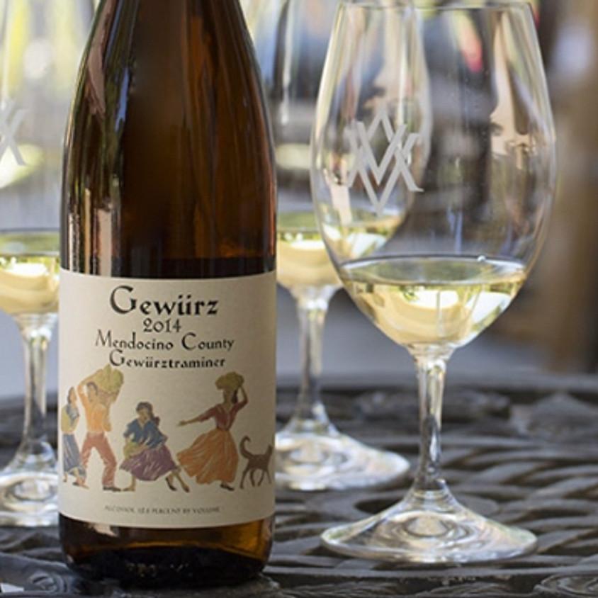 HVO Wine Tasting, March 10th - Alexander Valley Vineyards