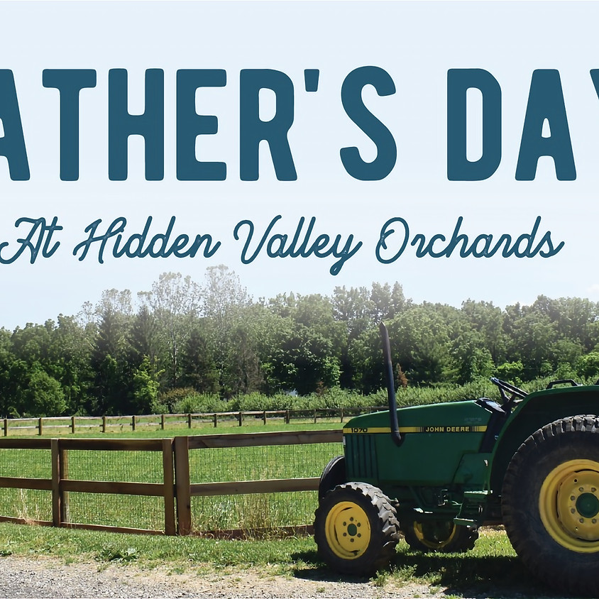 Father's Day at HVO! Food • Drink • Live Music