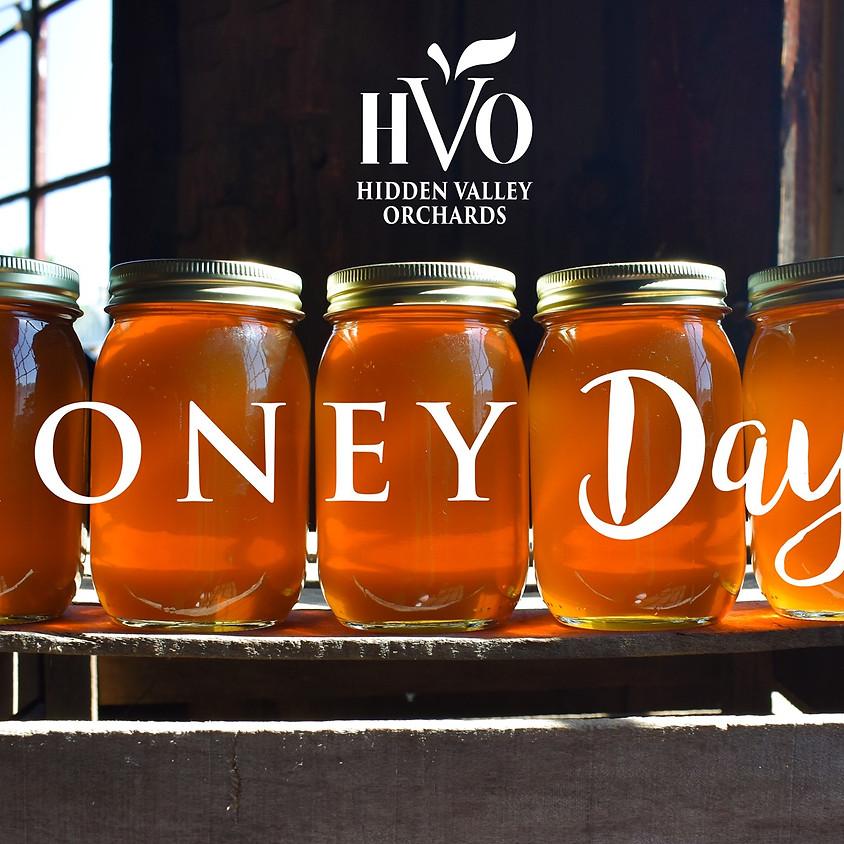 HVO Honey Day!