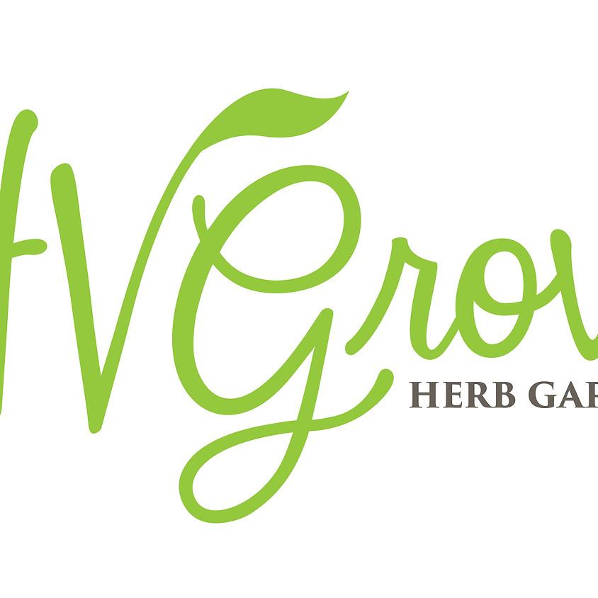 HVO Herb Garden Debut