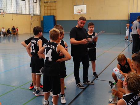 U12 Oberliga: Knappe Niederlage zum Auftakt