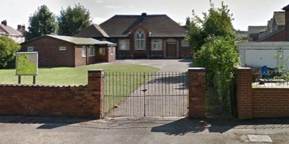 Harworth Methodist Church- cancelled