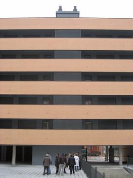 31 Viviendas sociales, El Arco, Logroño