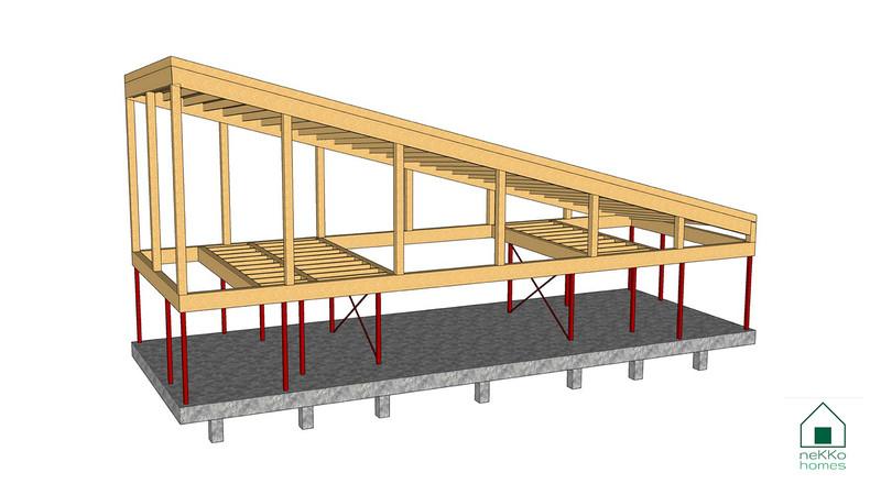 NEKKO HOME structure