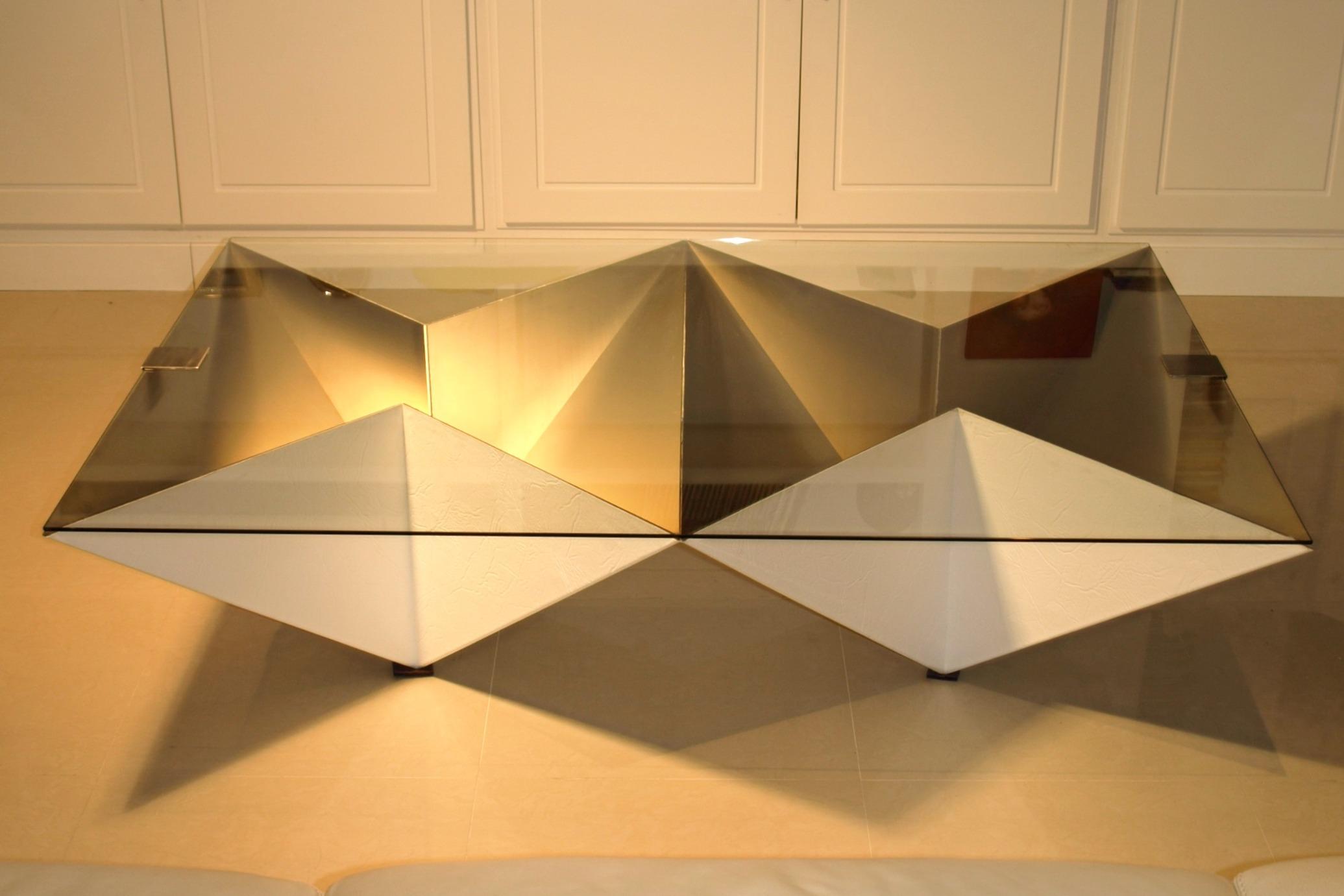 Mesa MOVVOM Steel White