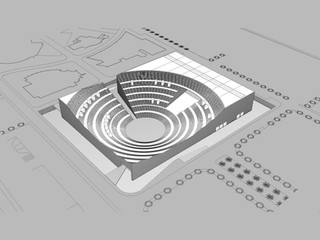 Propuesta edificio universitario Elche