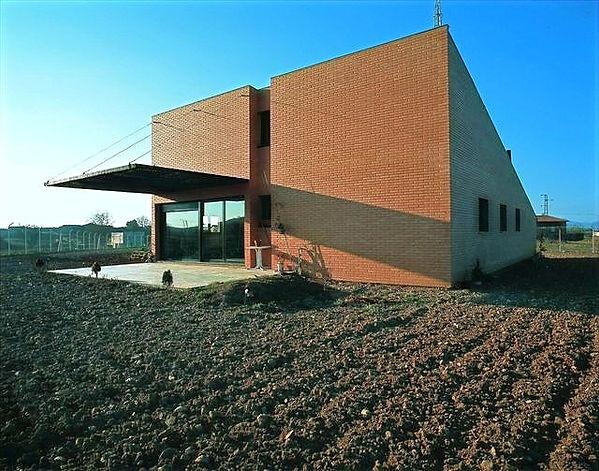 Vivienda unifamiliar - Casa Rosa y Eloy, Ollauri, La Rioja