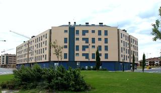 Edificio residencial Vivienda Social Haro, La Rioja