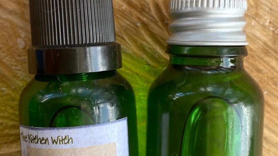 Aurora perfumed hair oil