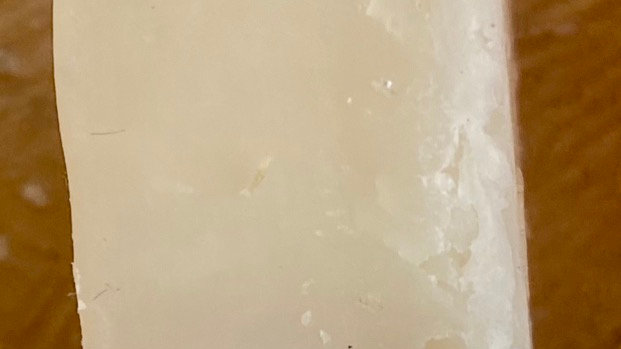 SAMPLE: Coconut and Oat (scentless) shower bar