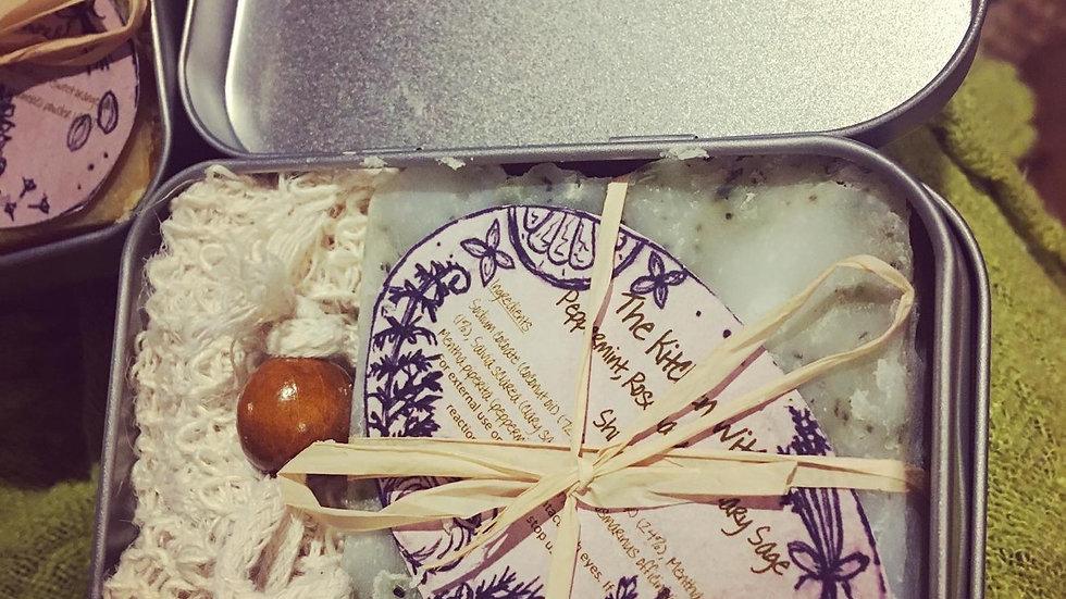 Soap traveller gift set