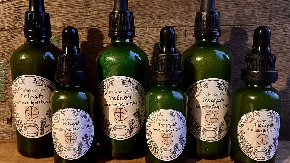 The Empath Illuminating body oil (30ml)
