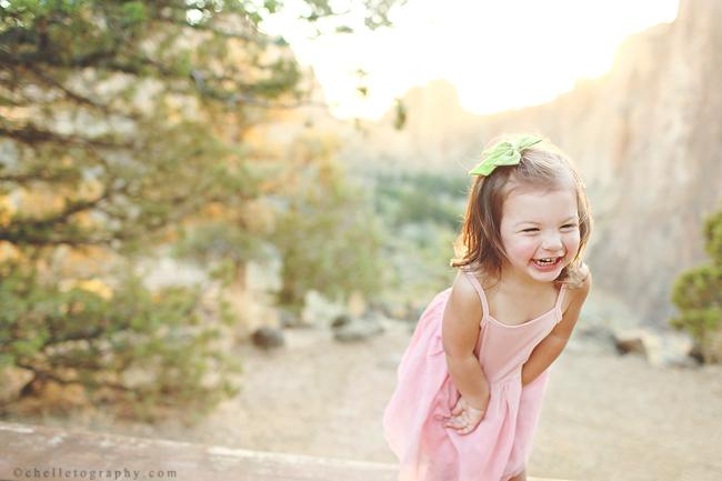 oregon childrens photography girl