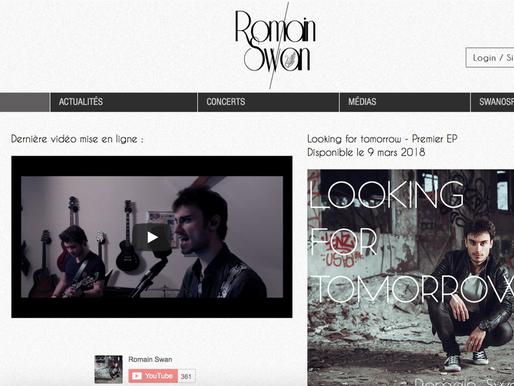 Un nouveau site web pour davantage de contenus !