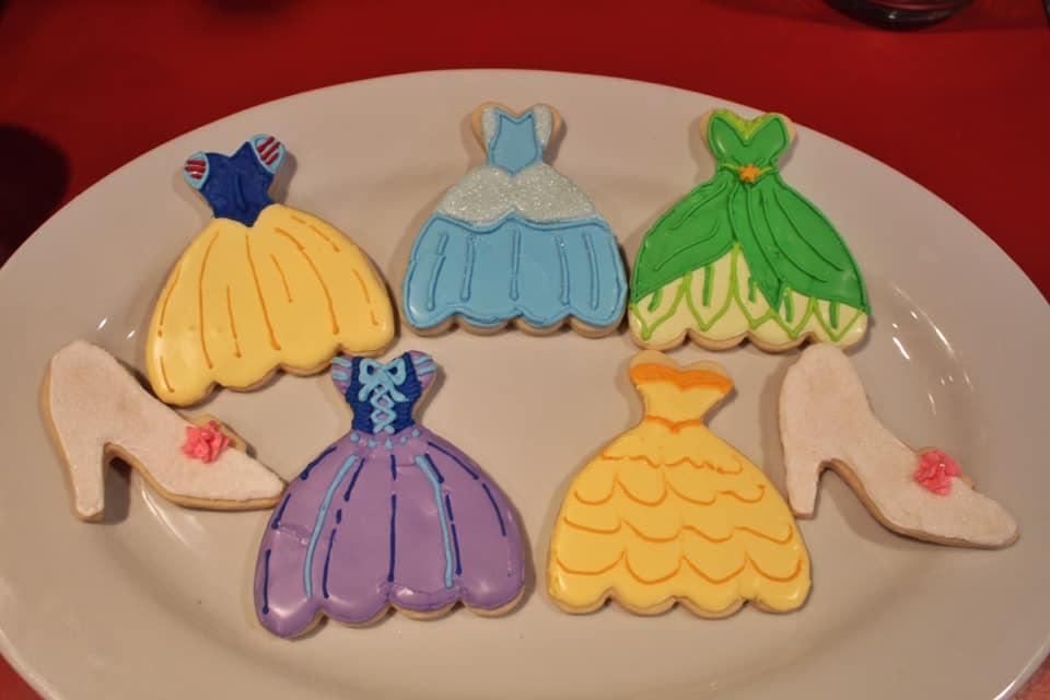 Princess Dresses + Shoes