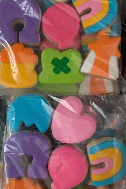 You're my lucky charm minis