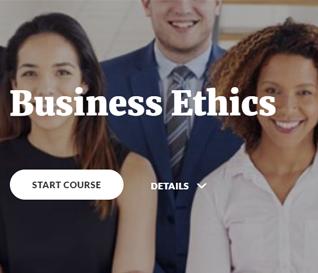 Ethics Training