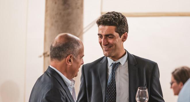 Massimo Ferragamo & Andrea Polidoro  Photo © Elis Taflaj