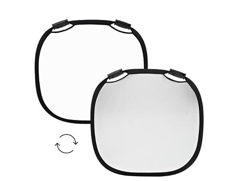 Collapsible Reflector SILVER/WHITE