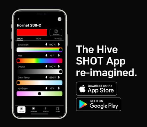 Scarica la App Hive