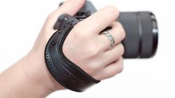 SpiderLight Hand Strap (Black)