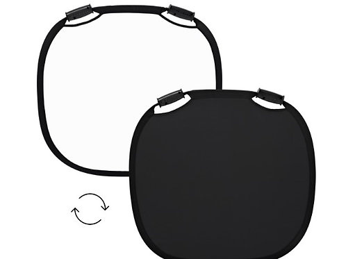 Collapsible Reflector BLACK/WHITE