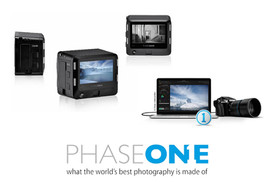 Medio Formato Phase One e Software Capture One