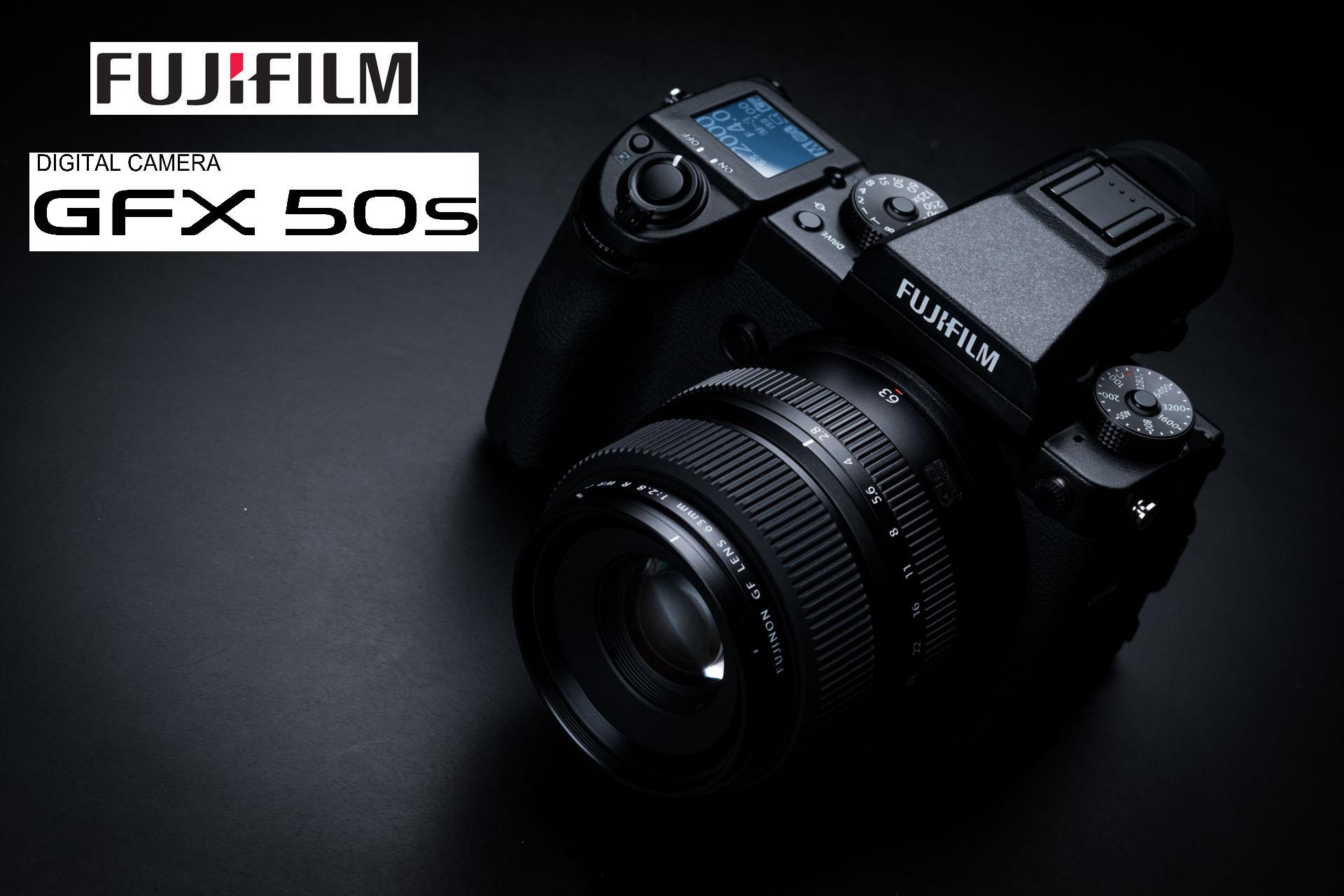 Medio formato Fujifilm: GFX 50S