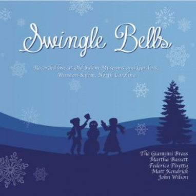 Swingle Bells (CD)