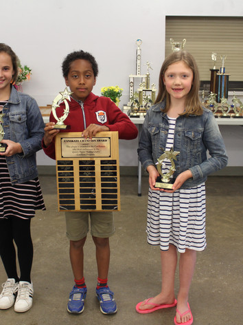 QFSC Trophy Winners