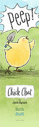 Chick Chat Full Color Bookmark