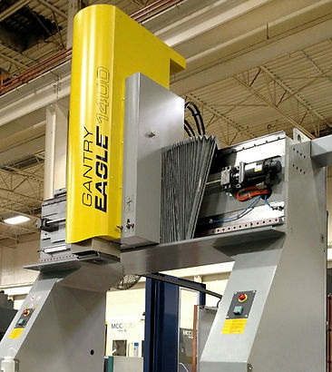 Gantry Eagle 1400 EDM Machine