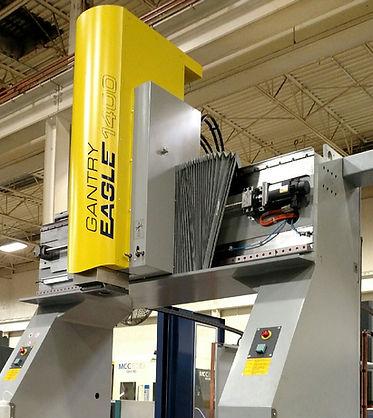 Gantry Eagle 1400 EDM Machine