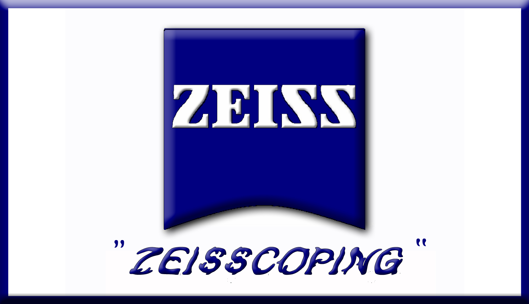 Zeisscoping -Digiscoping with Zeiss Optics