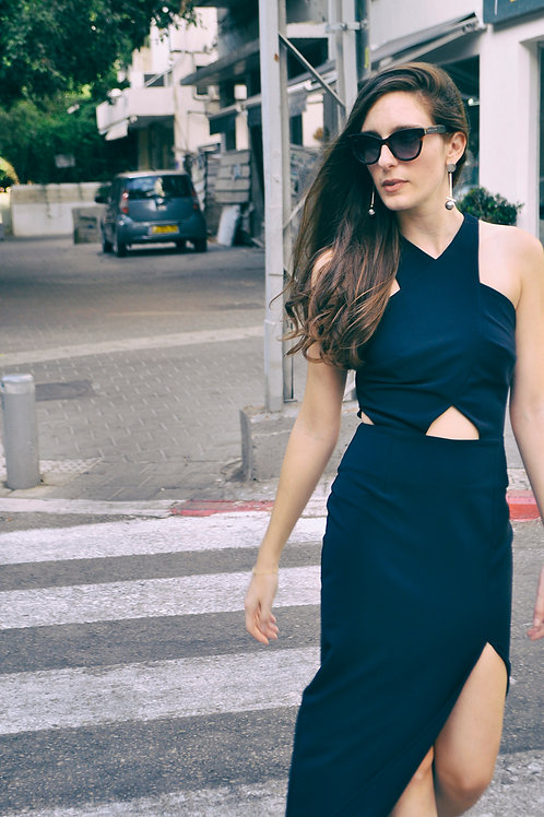 X Navy dress