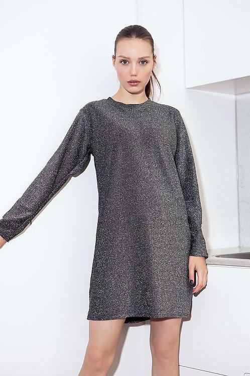 Lurex A dress