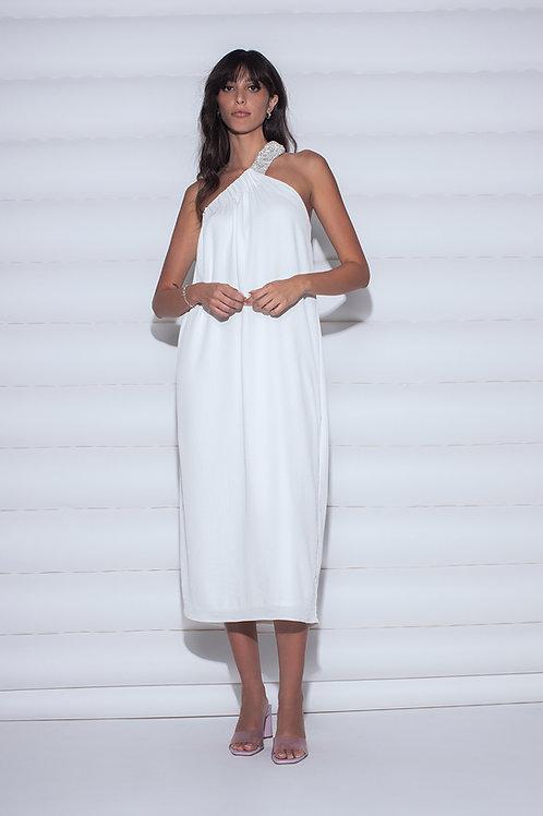 Scrunchie dress